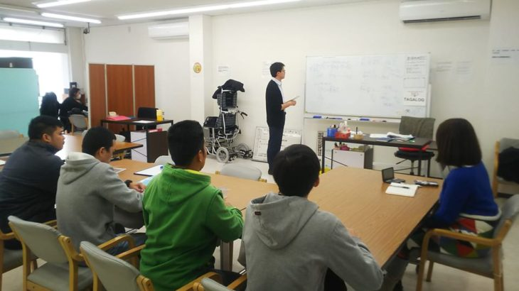 技能実習生の方たちへの法的保護講習